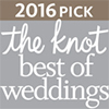 2016 Pick - The Knot Best of Weddings